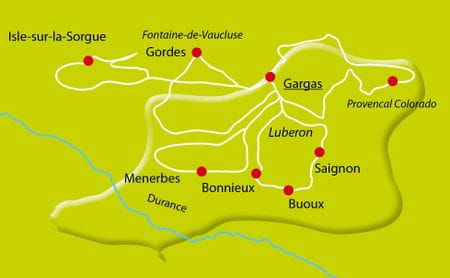 Provence Sternfahrt