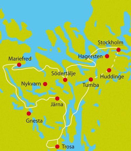 Radurlau Schweden