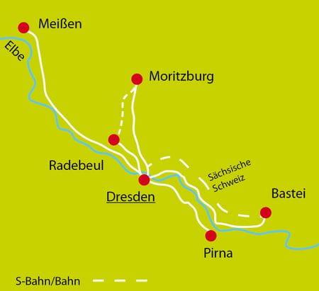 Dresden Sternfahrt