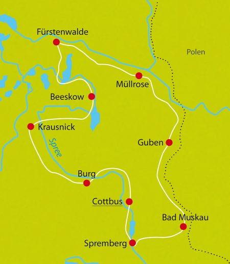 Radreisen Deutschland