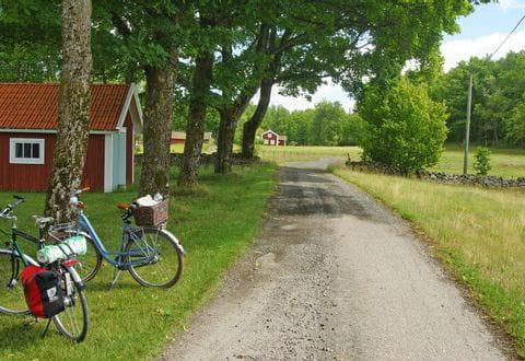 Radurlaub Schweden