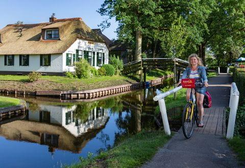 Radurlaub Niederlande