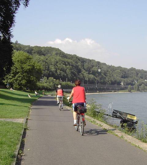 Fahrradtour Rhein-Ahr-Erft