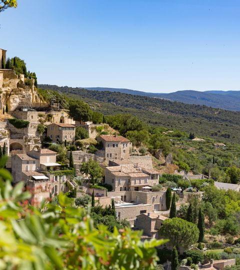Radreisen Provence