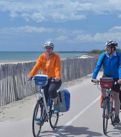 Cycle Holidays France