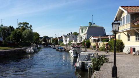 Schweden Radreise