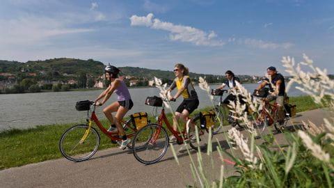 Radreise Donau