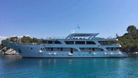 Rad und Schiff Kroatien