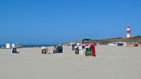 Bike Tour Borkum