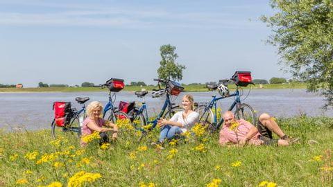 Radurlaub IJsselmeer