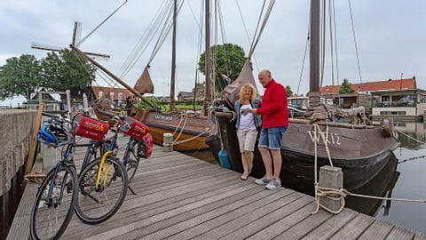 Radreise Niederlande, IJsselmeer