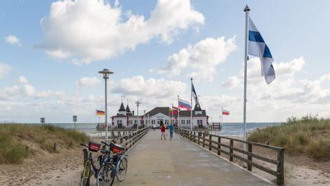 Fahrradreise Ostsee