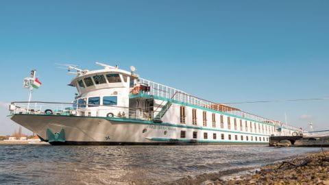 Schiffreise Donau-Radweg
