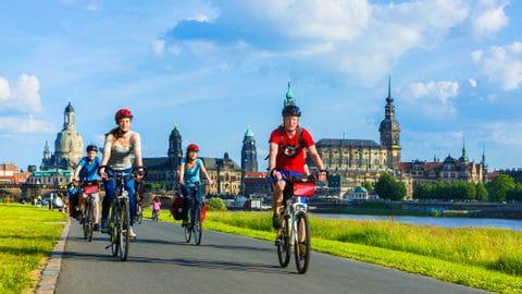 Bike Tour Elbe-Radweg