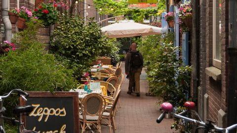 Radreise Amsterdam