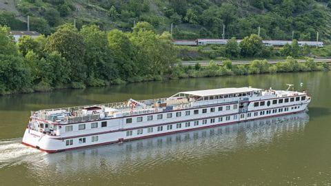 Rad und Schiff MS Serena