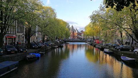 Fahrradreise Niederlande