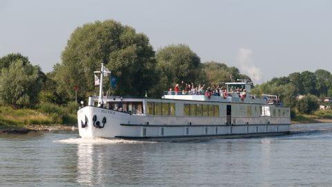 Rad und Schiff Fluvius