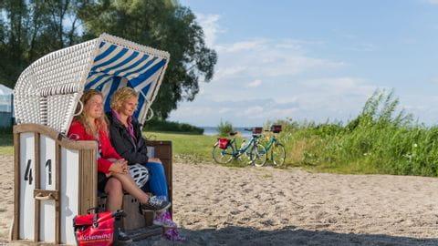 Radreise Ostseeinseln
