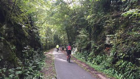 Fahrrad Dordogne