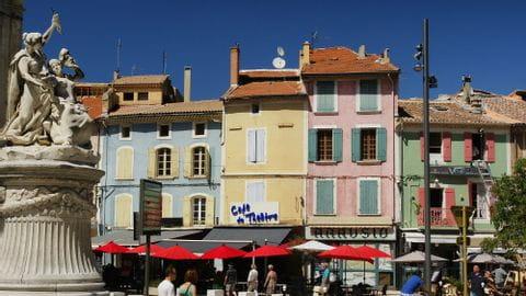Radreise Provence