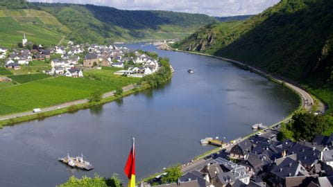 Bike Tour Mosel