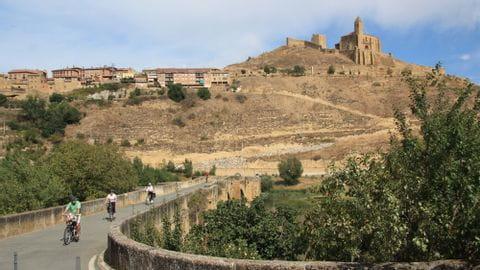 Radreisen Rioja
