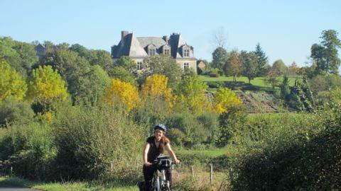 Fahrrad Loiretal