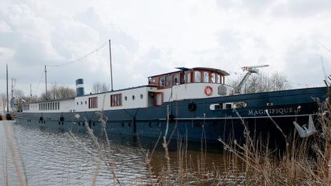 Rad und Schiff Nierdlande