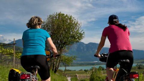 Biketour Dolomites-Garda lake