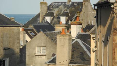 Radurlaub Normandie