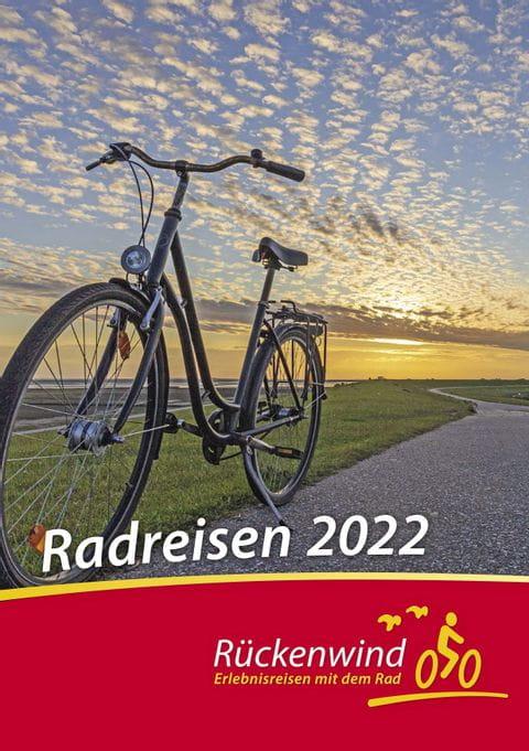 Radreisen Katalog 2022