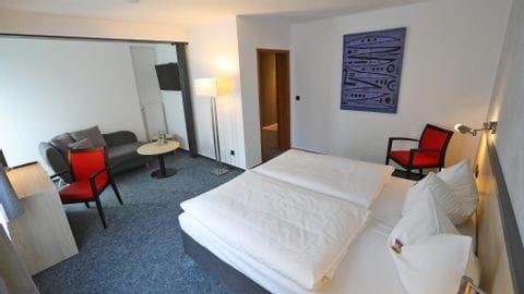 Elbe-Radweg Hotelzimmer