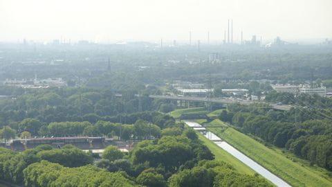 Radreise Ruhrgebiet