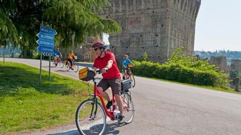 Biketour Etsch cyclepath