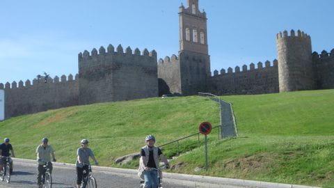 Radurlaub Spanien