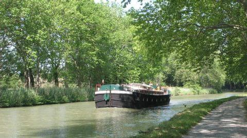 Radurlaub Canal du Midi