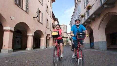 Radreise Italien