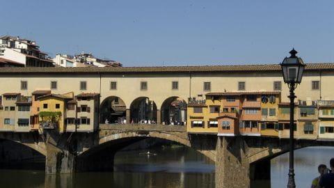 Urlaub mit dem Rad Florenz-Rome