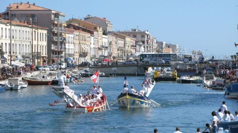 Hafen Sète