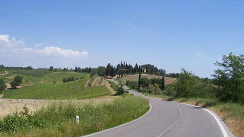 Radurlaub Toskana