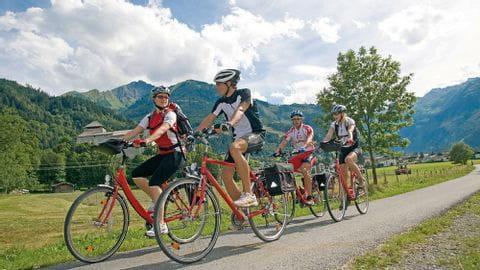 Radreise Österreich