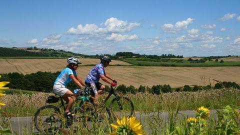 Fahrradtouren Murradweg