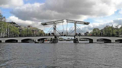 Radurlaub in Amsterdam