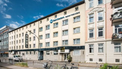 Best Western Hotel Elbe-Radweg