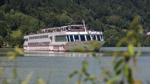 Donauradweg Rad und Schiff