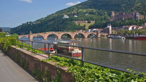 Bike Tour Rhine and Neckar