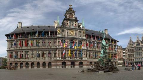 Radurlaub Belgien