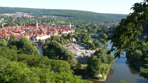 Radreise Weser Sternfahrt