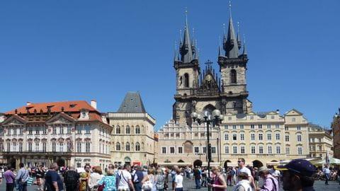 Elberadweg Prag-Dresden